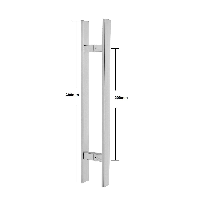 Amazon.com: TOGU TG-6018 - Tirador de puerta de acero ...