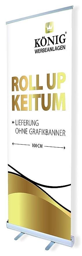 Dreifke® - Cartel de Publicidad, 100 x 200 cm, sin pancartas ...