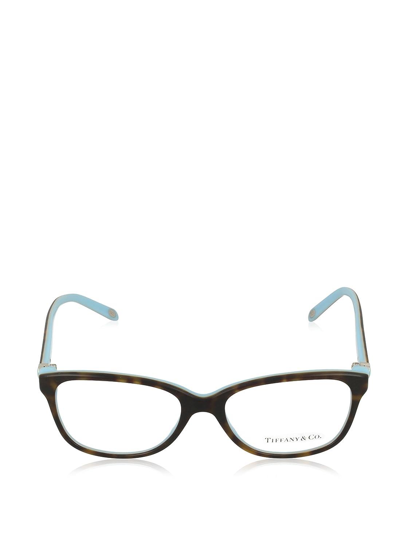 Tiffany & Co. Montura de Gafas 2097 para mujer Black/Blue, 52 mm ...