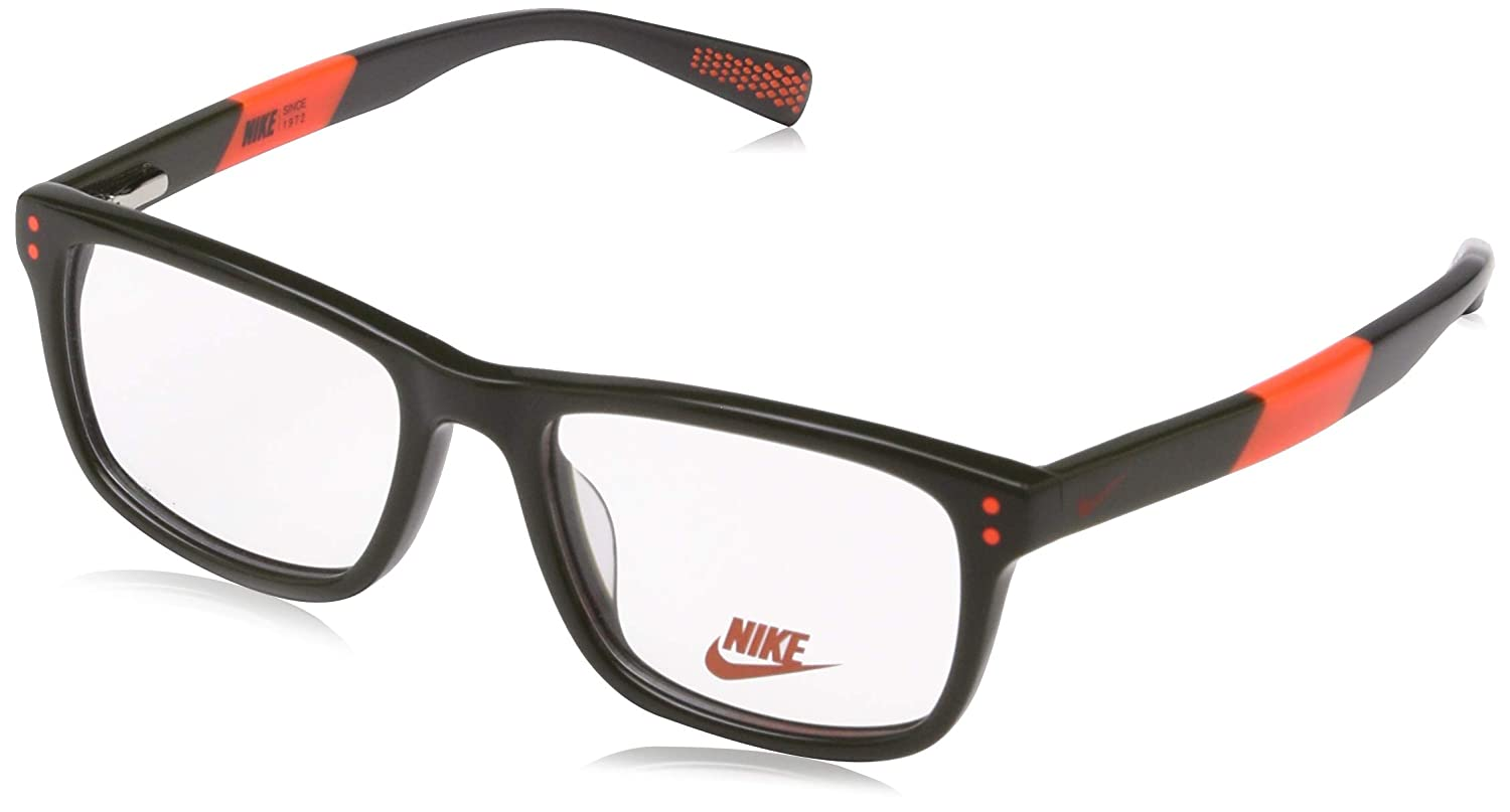 9df9589862e Amazon.com  Eyeglasses NIKE 5536 311 CARGO KHAKI-TOTAL ORANGE  Sports    Outdoors