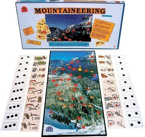 Cooperative Game of Mountain Climbing, Mountaineering