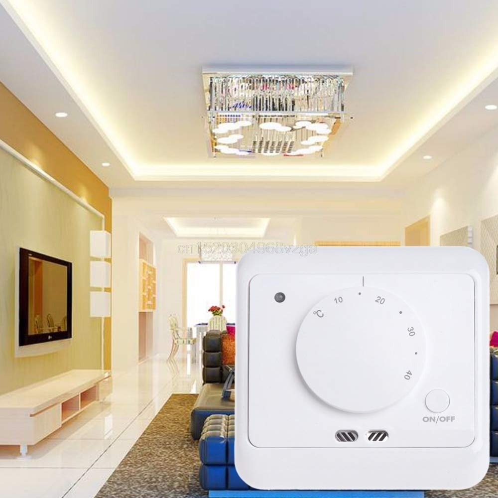 Professional For Heating Room Thermostat, Floor Heating Thermostat 16a Digital Room Termostat 230v Temperature - Thermostat For Floor Heating, Thermostat Floor Heating, Room Thermostat by SKS-2