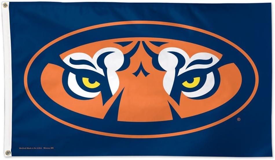 3 x 5 WinCraft NCAA Auburn University 01912115 Deluxe Flag