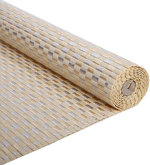 Persiana de bambú Persiana Exterior Enrollable para Ventana De ...