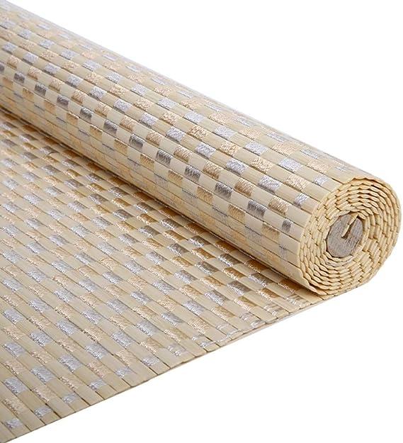 Persiana de bambú Persiana Exterior Enrollable para Ventana De Garaje/Puerta De Patio/Pérgola, Cortina De Persianas Enrollables para Exteriores con Herrajes, 85cm / 105cm / 125cm / 145cm De Ancho: Amazon.es: Hogar