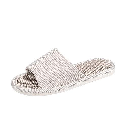 Uomo Pantofole Aperte Donna Ciabatte Per Lavabile Estive Casa Vdual xw61RqYw