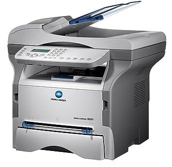 Konica Minolta 1600F Laser 16 ppm 600 x 600 dpi A4 - Impresora ...