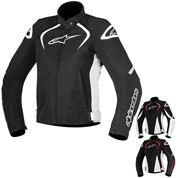 Alpinestars Chaqueta Moto estrella t-jaws Lady 2017: Amazon ...