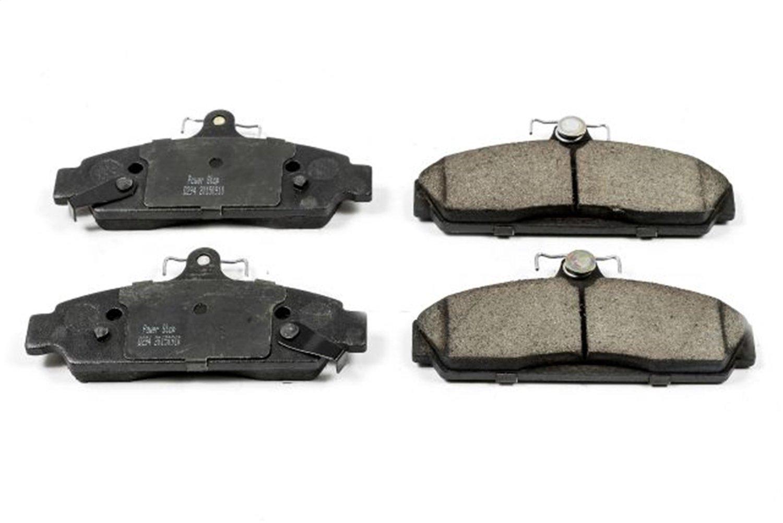 Power Stop 16-294 Z16 Evolution Clean Ride Ceramic Brake Pad