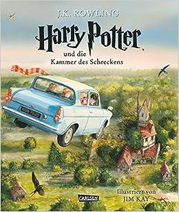 Harry potter und die kammer des schreckens vierfarbig illustrierte harry potter und die kammer des schreckens vierfarbig illustrierte schmuckausgabe amazon jk rowling jim kay klaus fritz bcher fandeluxe Images