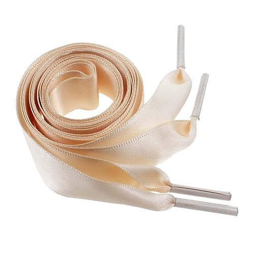 Breite 150 cm Flache Seidenband Schnürsenkel Schnürsenkel Sneaker Sport fiber