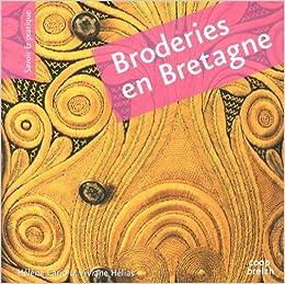 Book Broderies en Bretagne : Broderie pleine