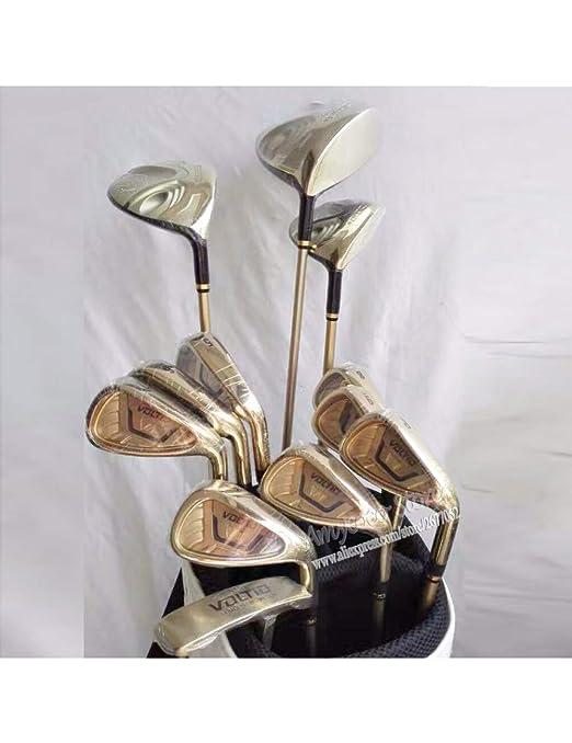 HDPP Club De Golf Palos De Golf Conjunto Completo De Palos ...