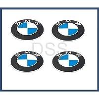 BMW (1984–2011) centro de la rueda Cap emblemas