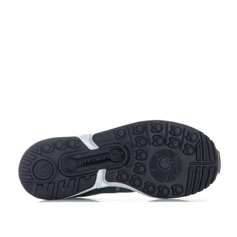 adidas Originals Girls Zx Flux Trainers 12.5 Child White