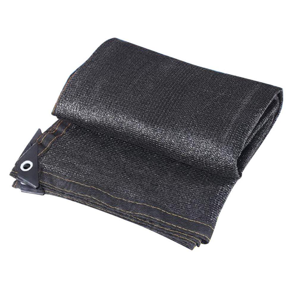 AOHMG Panno ombreggiante UV Resistant, 90% Ombreggiante Heavy Duty Rete Isolante Vele Parasole, per verdehouse Patio Yard Backyard Sand,19.8x33ft 6x10m