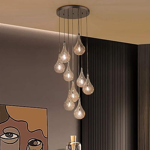 Modern LED Chandelier