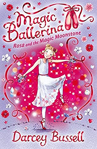 book cover of Rosa and the Magic Moonstone