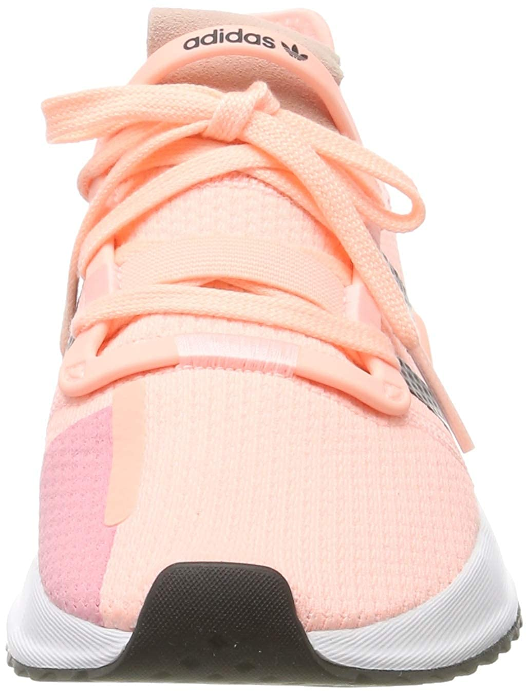 adidas U_Path Run W, Chaussures de Running Femme Multicolore (Clear Orange/Core Black/Ftwr White G27996)