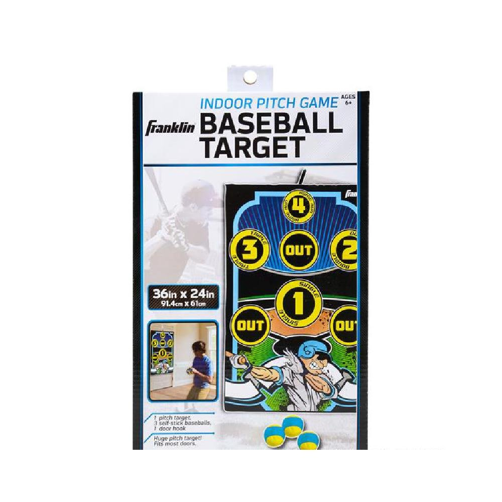 Franklin Baseball Target Indoor Game by Bargain World