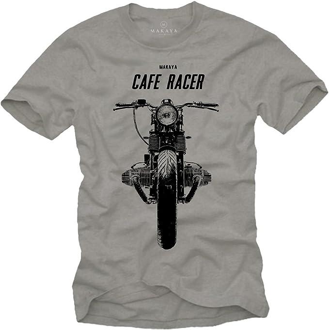 camisetas cafe racer