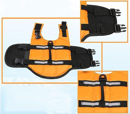 ... cachorro de perro disfraces de baño trajes de baño surf Chaleco de natación abrigo flotador flotador salvavidas: Amazon.es: Productos para mascotas