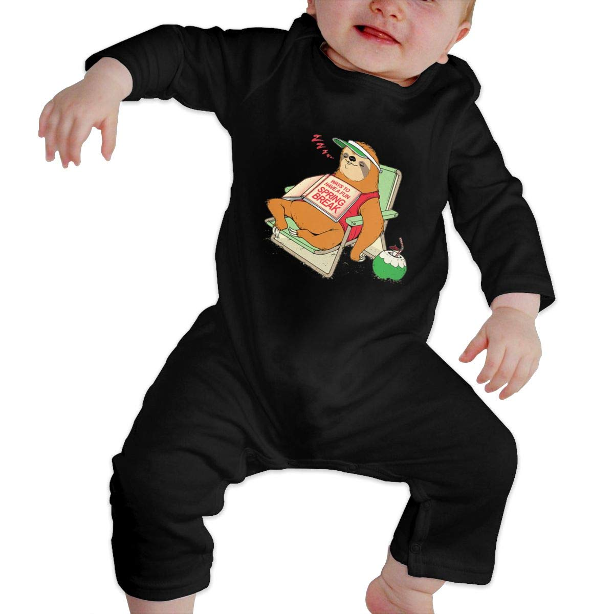 Ways to Have A Fun Spring Break Newborn Baby Boy Girl Romper Jumpsuit Long Sleeve Bodysuit Overalls Outfits Clothes