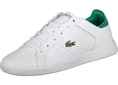 Lacoste Herren Handtaschen Novas Sneaker WeißSchuheamp; CxoderBW