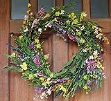 Canterbury Spring Door Wreath 24 Inch