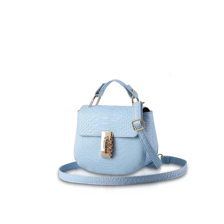 NICOLE&DORIS Girls Cute Stylish Handbag Messenger Crossbody Shoulder Purse Handle Tote Bag Multi-purpose PU
