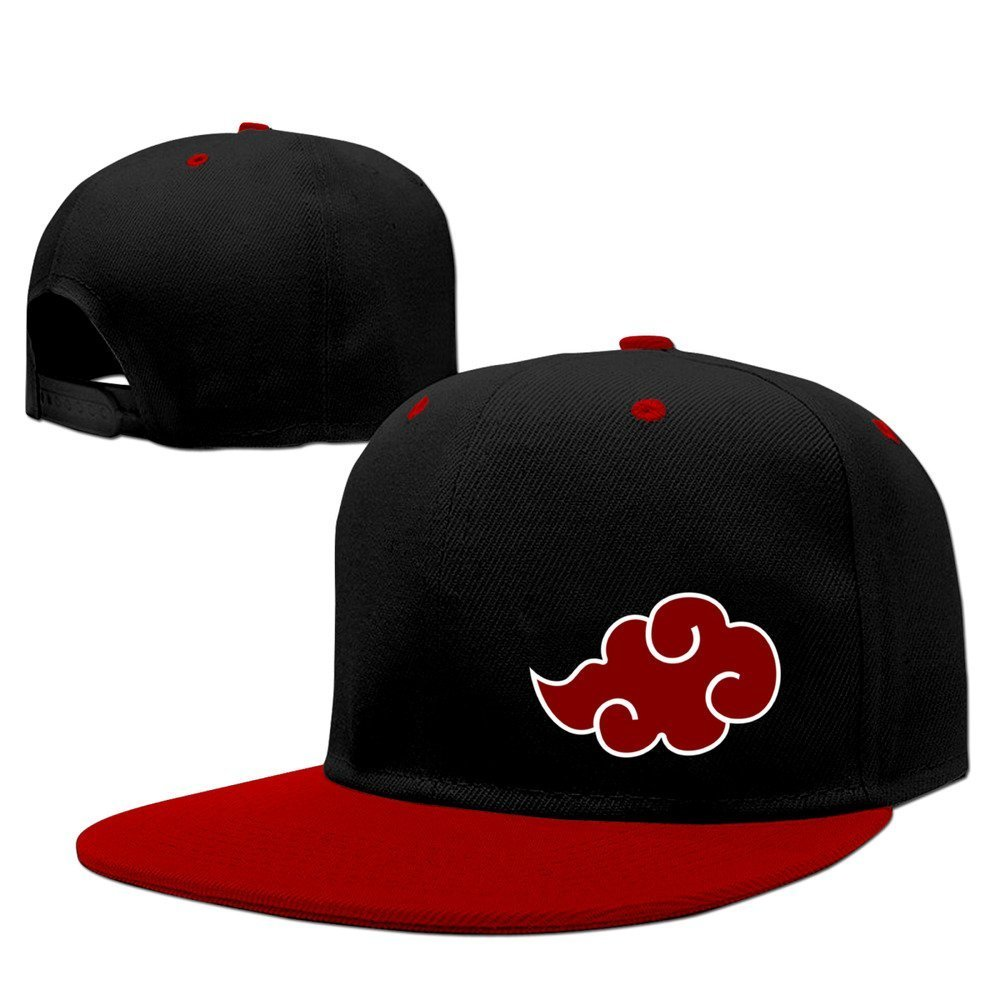 Hittings Music Naruto Akatsuki Clouds Unisex Adjustable Baseball Snapback Hip Hop Cap Hat Red Red Buy Online In Bahamas At Bahamas Desertcart Com Productid 62332516