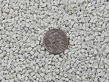 10 Lb. 2 mm X 2 mm Polishing Triangles Non-Abrasive Ceramic Tumbling Tumbler Tumble Media