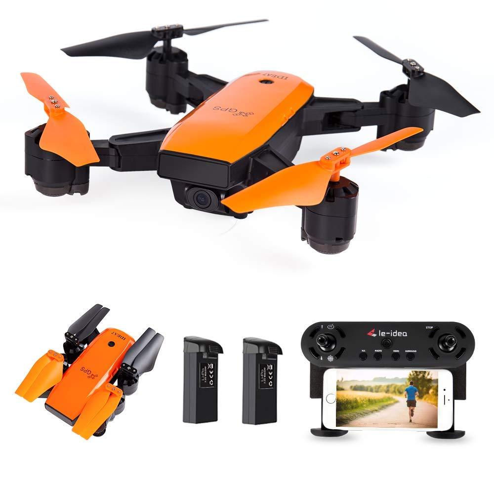 droni con tecnologia follow me
