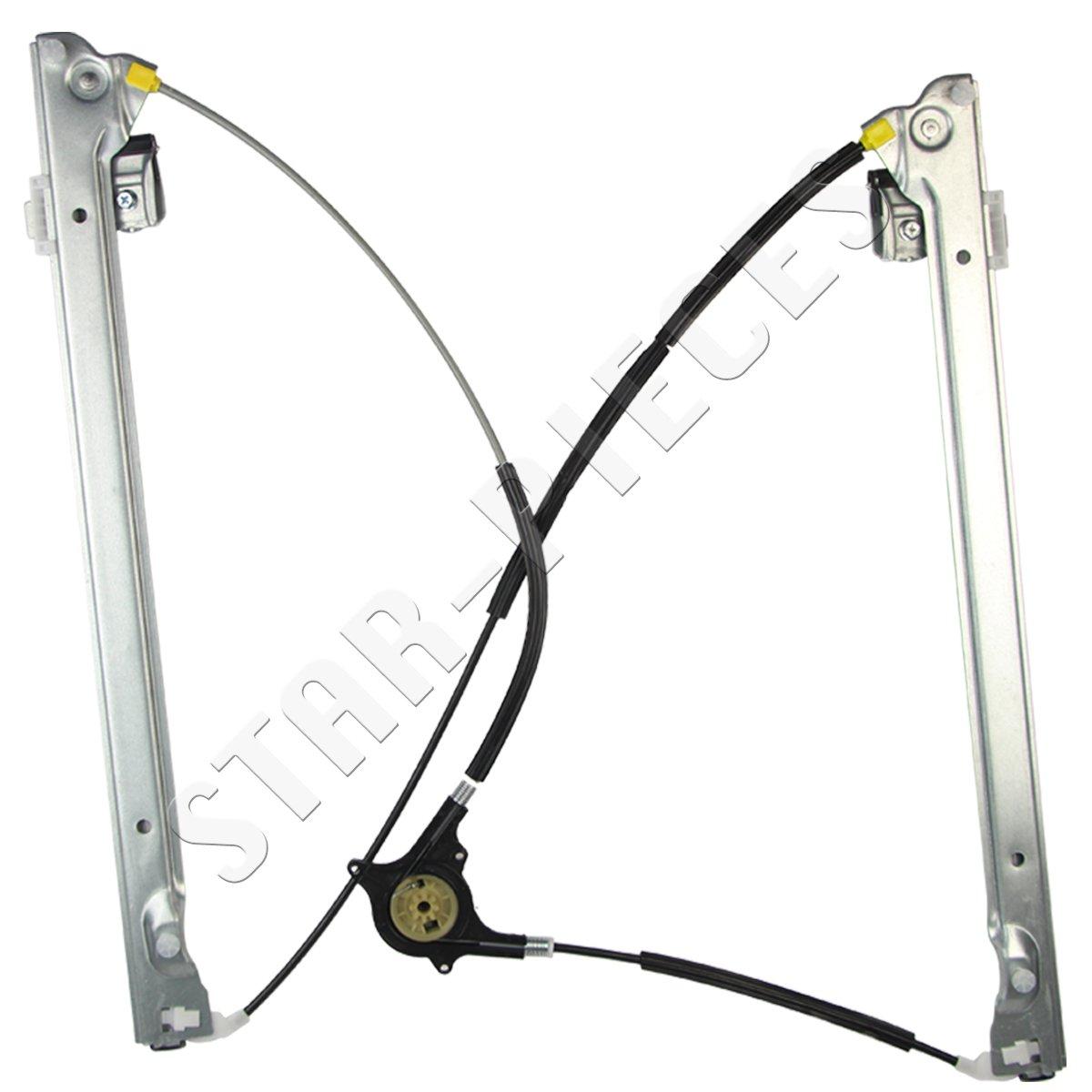 STARKIT PERFORMANCE Fensterheber Elektrisch Hinten Links f/ür Mercedes Vito und Viano W639 von 2003 bis 2014.