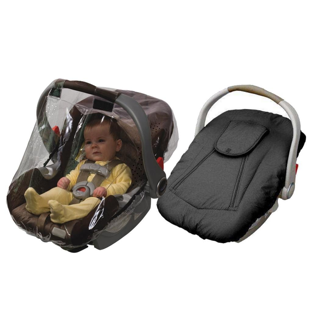 Swell Jolly Jumper Deluxe Sneek A Peak With Car Seat Rain Cover Pabps2019 Chair Design Images Pabps2019Com