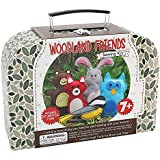 Woodland Animals Arts and Crafts Kids Sewing Kit