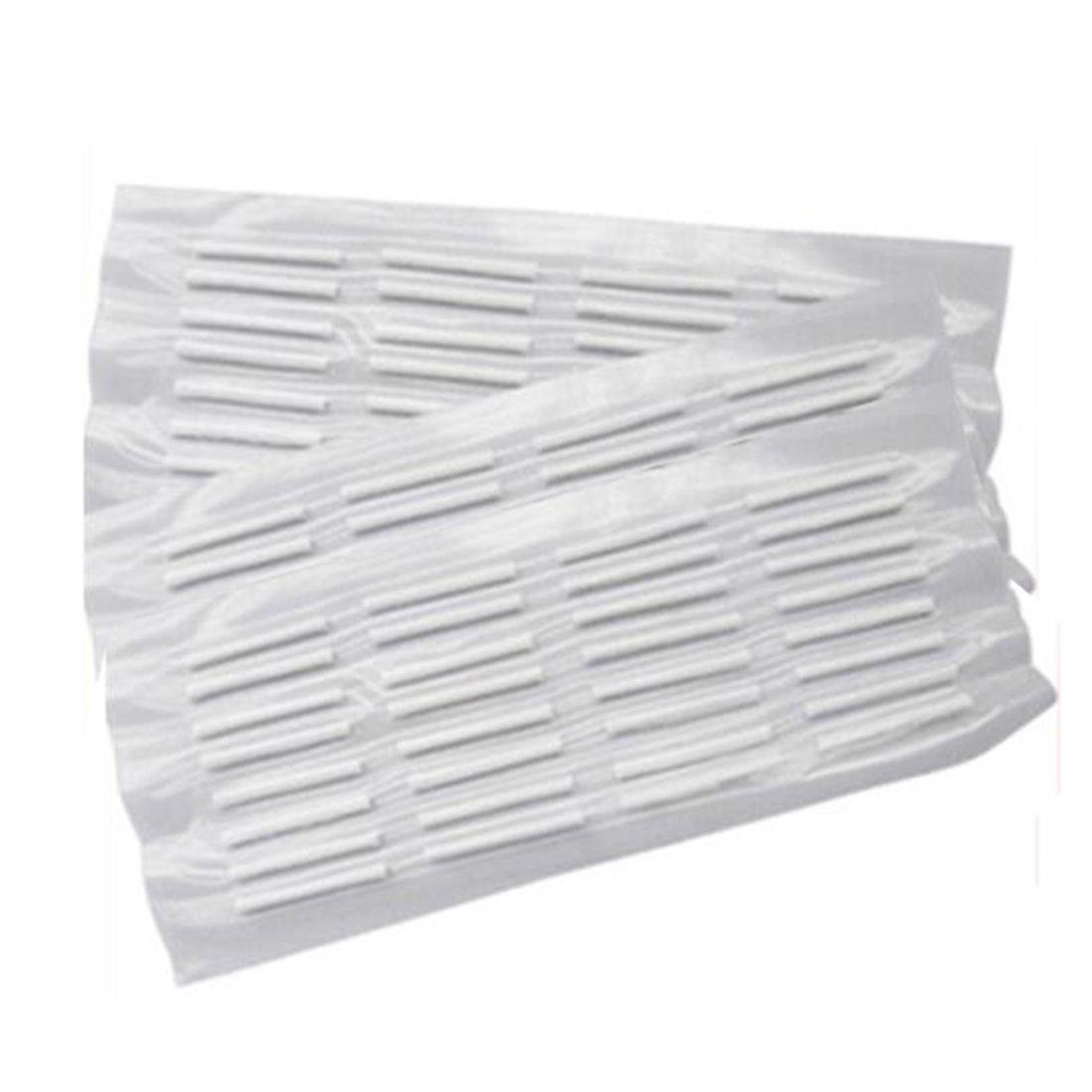 32pcs Wave Perm False Eyelashes Roll Mandrel Medium Rods Curler Sticky Cosmetic L CY-Buity