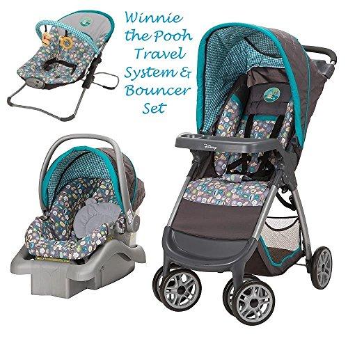 Winnie The Pooh Baby Stroller Set - 4