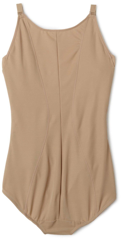 1eb028d0b5aee Flexees by Maidenform Women s Ultimate Slimmer Wear Your Own Bra Torsette Body  Briefer  2656