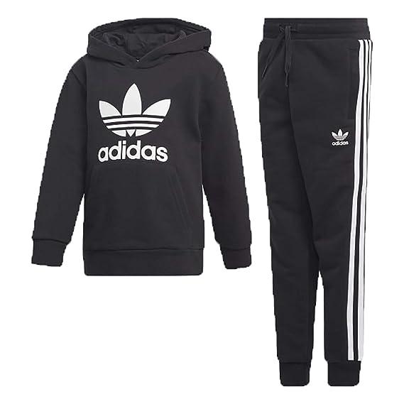 schwarzer hoodie adidas