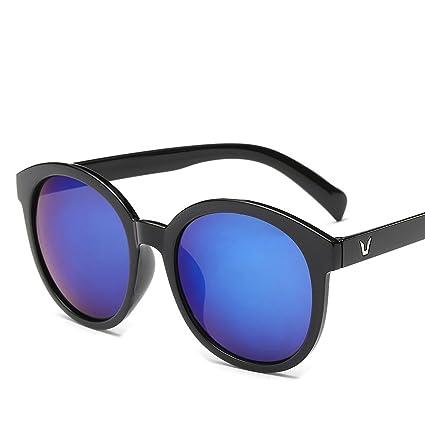 HCIUUI Gafas de sol de marco redondo 721 fabricantes gafas ...