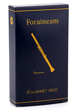 Amazon.com: foraineam 10 piezas para clarinete tradicional ...