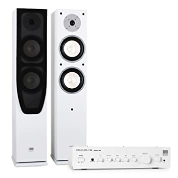 Koda Blanca Sistema Home Cinema HiFi Amplificador ...