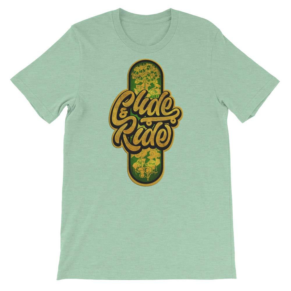 Cude Ride T-Shirt Graphic Shirts Funny Unisex Shirt