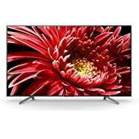 Sony 85 inch 4K UHD HDR Android TV - KD85X8500G,Black(2019)
