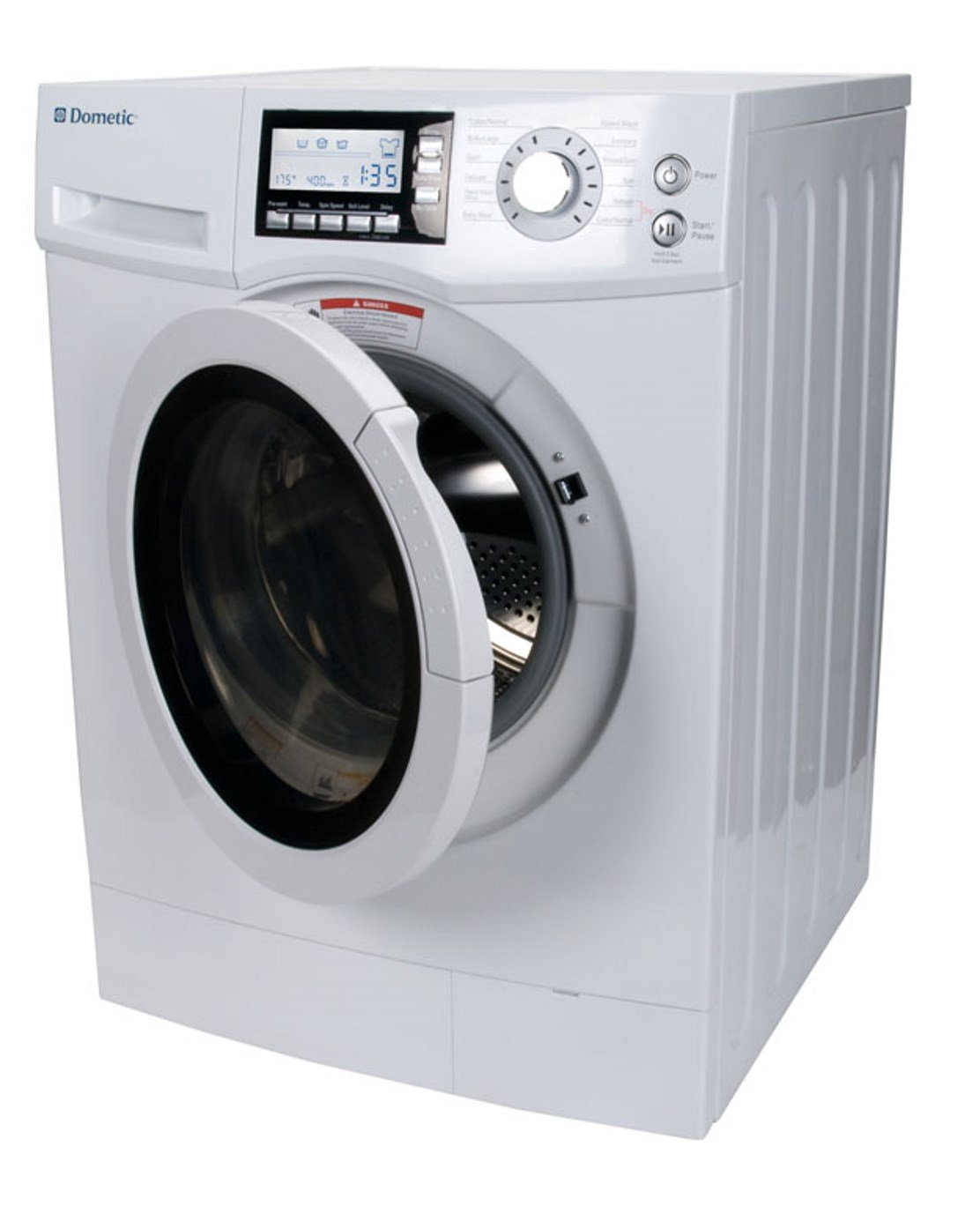 Lg all in one washer and dryer reviews - Amazon Com Dometic Wdcvlw White Ventless Washer Dryer Combo Automotive