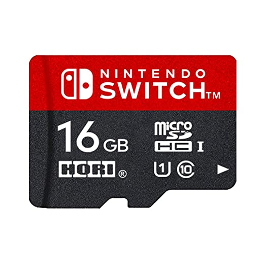 Amazon.com: Micro SD Card 16GB for Nintendo Switch [Nintendo ...