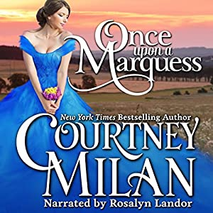 Once Upon a Marquess Audiobook