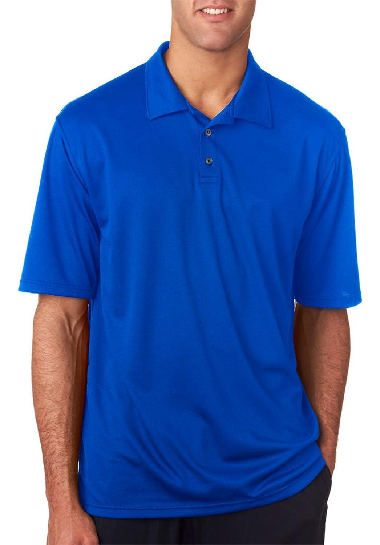Jerzees Men's 41 oz, 100% Polyester Micro Pointelle Mesh, 3XL, Royal