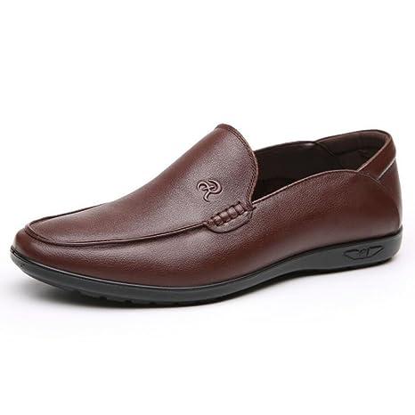 Zapatos de Hombre Artificial PU Mocasines Primavera/Otoño/Invierno Confort/Zapatos de conducción